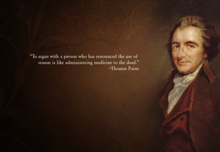an introduction to the background of thomas paine Thomas paine and common sense were controversial at the time but sparked a  revolutionary spirit that continues to inspire today.