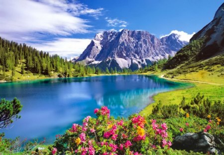 mountain lake big and beautiful singles Also find boating and fishing guide services in smith mountain lake,  appliances, big screen hdtvs, grills and great views  a beautiful view,.