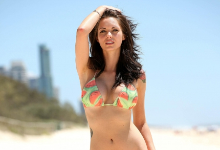 Jessica Jane Clement gorgeous supermodel - Models Female ...