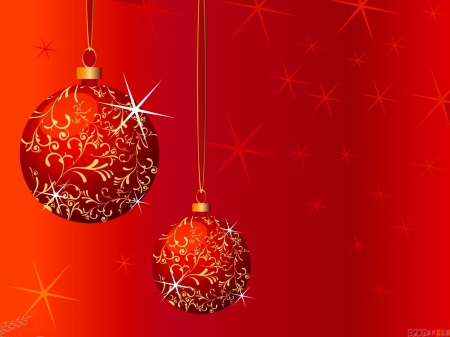 Christmas sparkle - 3D and CG & Abstract Background ...
