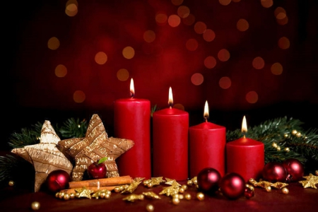 Advent candles photography abstract background - Adventskranz englisch ...