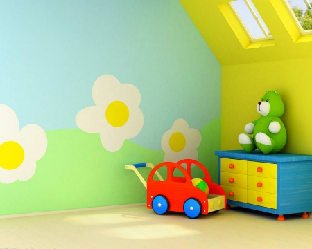 Interior design for kids other abstract background - Decoracion habitacion ninos ...