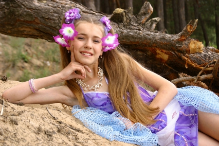 lidia petronella flower girl   models female amp people