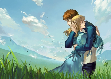 Love Story Wallpaper Images : Our Love Story - Fate Stay Night & Anime Background Wallpapers on Desktop Nexus (Image 1732883)