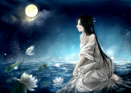 White Lotus - Other & Anime Background Wallpapers on ...