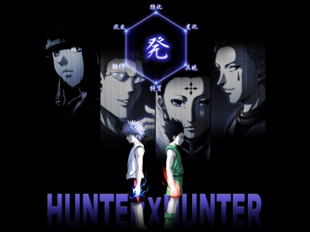 hunter x hunter other & anime background wallpapers on