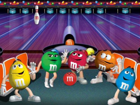 m m 39 s bowling other entertainment background