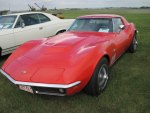 1969 Chevrolet Corvette Stingray L88 coupe , V8