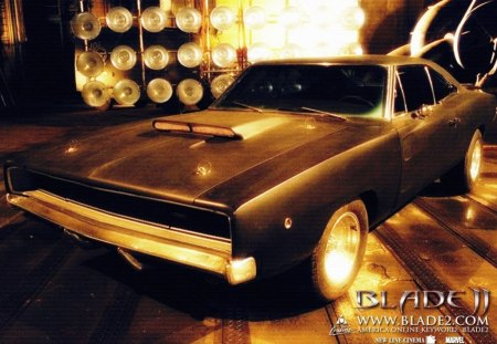Blade - 1968 Dodge Charger - charger, dodge, blade, 1968