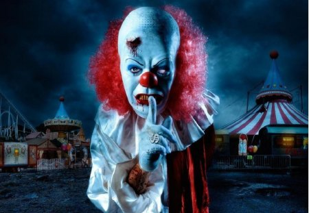 Stephen King - It - scary, stephen king, it, clown