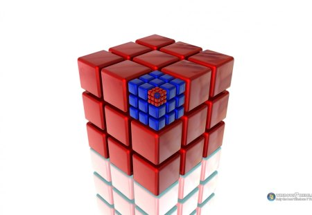 Cubo - cubo, abstrato, 3d, cubos, formas