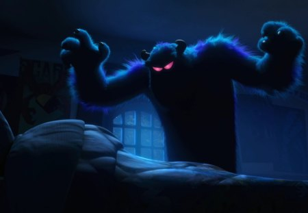 Monster - monster, inc, movie, university