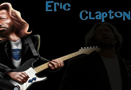 Eric Clapton Wallpaper - 80-s, guitar, eric, rock, clapton