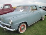 1947 Studebaker car 2 doors sedan