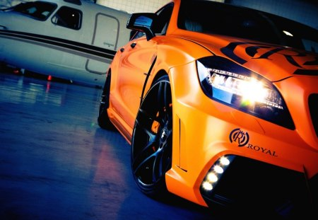 Car Orange - orange, carro, laranja, car, tuning