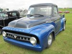 1953 Mercury Ford truck