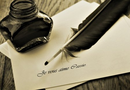 love letter - photography & abstract background wallpapers on