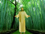 Bamboo Groves of God Handmade