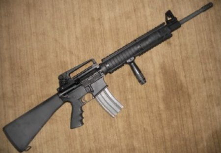 M16A4 - Other & Technology Background Wallpapers on ...