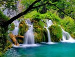 Plitvice waterfalls