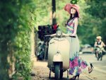 I Love my Vespa