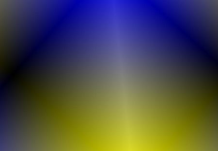 blue and yellow merge other abstract background
