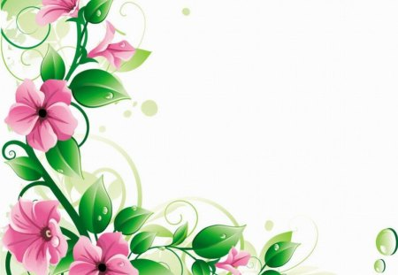 pink flower vine  other  abstract background wallpapers on, Beautiful flower