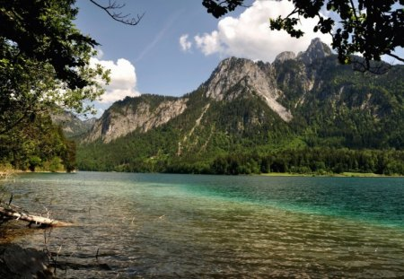 Schwangau Bavaria - 07, 09, photo, 2012, nature, picture