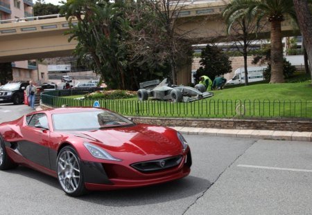 Rimac Concept One - concept, one, cars, rimac