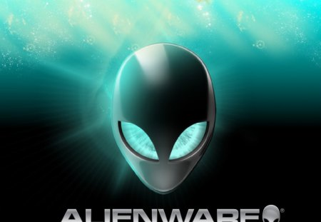 nice alien - aliens, space, eyes, worlds, faces, aqua