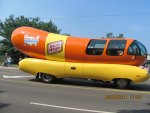 The Famous Wiener Mobile
