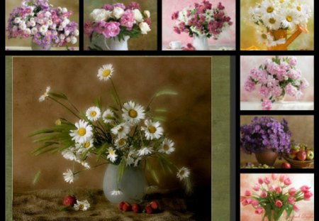 **♥ for my dear friend charismatic ♥** - abstract, flowers, friend, collage