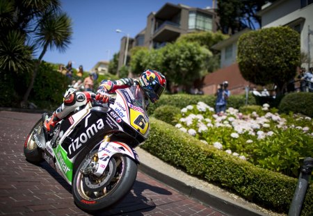 LCR Honda - Stefan Bradl - amazing, motorcycles, honda, moto, bradl, motor, incredible, awesome, nature, stefan, san francisco