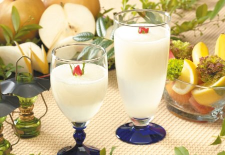 COOL SUMMER DRINK - fruits, fast, ymmy, drink