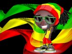 Cute Rasta Boy