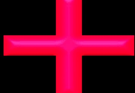 pink [1280x1024] - plus, black, pink, add, abstract, edit, labrano, cross, barbieterreur, neon, swiss, gizzzicore, and