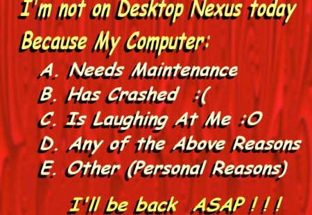 Handy Red Memo Message 01 for DN Members and DN Wallpaper Browsing People :) - green, messages, persona1, co11ie, memos, red, helpful, handy