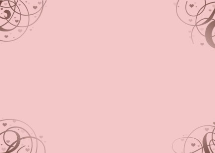 Pink - wallpaper, colours, swirls, pink