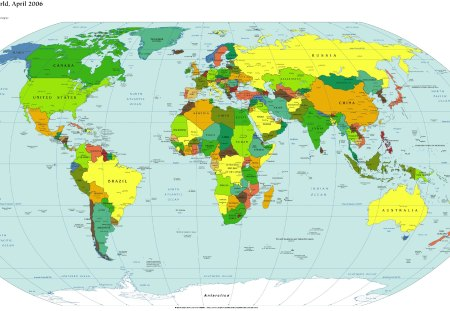 Where In The World Are You From? - countries, globe, geography, world map, location