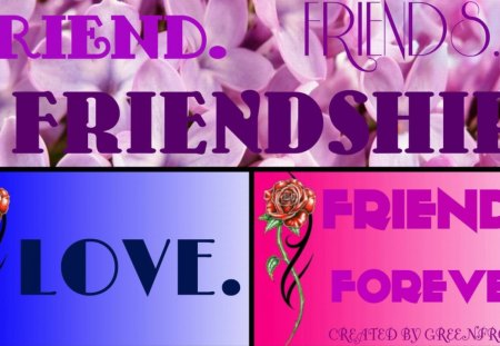 FRIENDS - forever, friends, friendship, friend