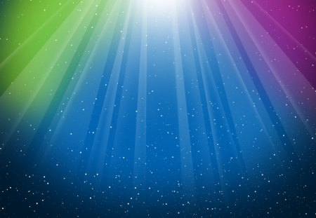 Rainbow spotlight - colors, background, rainbow, abstrakt