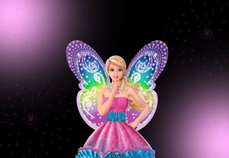Barbie-Fairy-Secret - doll, fantasy, fairy, barbie