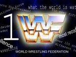World Wrestling Federation Retro Logo