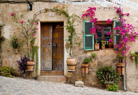 Beautiful Wallpaper For Home beautiful home - medieval & architecture background wallpapers on