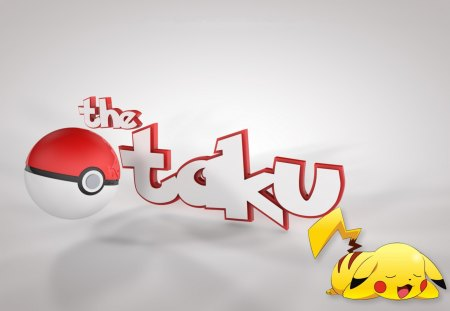The Pokemon Otaku - pokemon, otaku, pokeball, pikachu