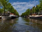 Beautiful Canals of Amsterdam