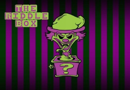 Riddle Box Wallpaper Images amp Pictures  Becuo