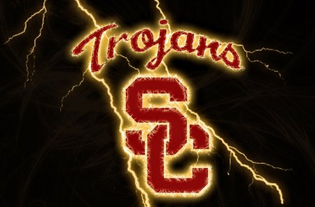 USC TROJANS - football, college, usc, ncaa, trojans