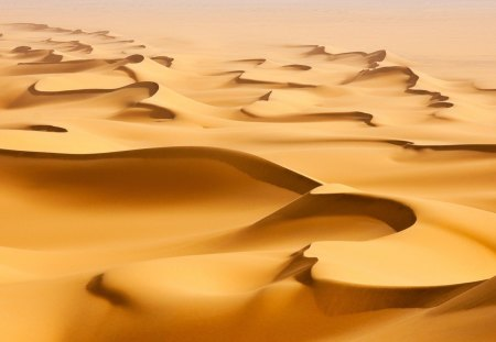 Dessert dunes - background, sand, dunes, dessert