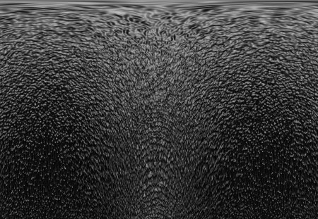 Silver Ripple - wallpaper, black, cartoon, silver, art, background